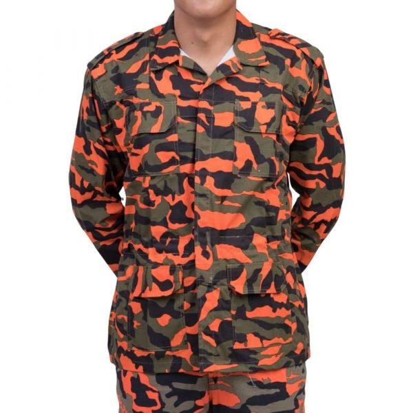 Bomba Uniform No 4