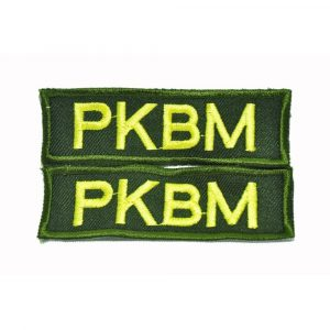 KADET BERSATU EMBROIDERY BADGE