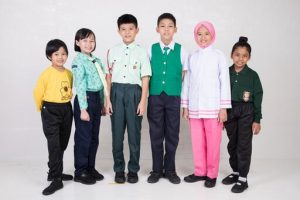 Primary co-curricular uniform