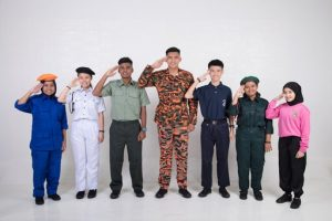 Secondary co-curricular uniform