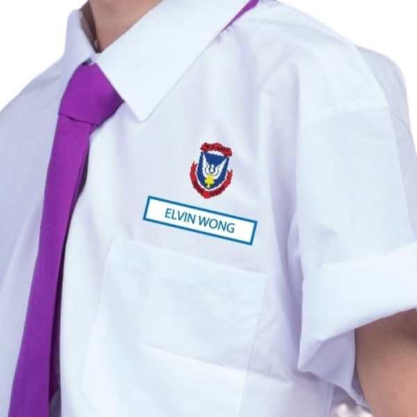 Free School Badge and Name Tags