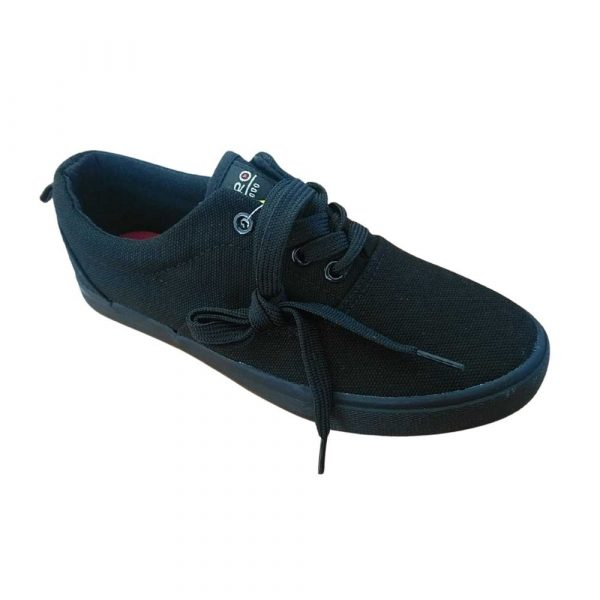 Abaro Secondary School Black Shoes Soft Cover