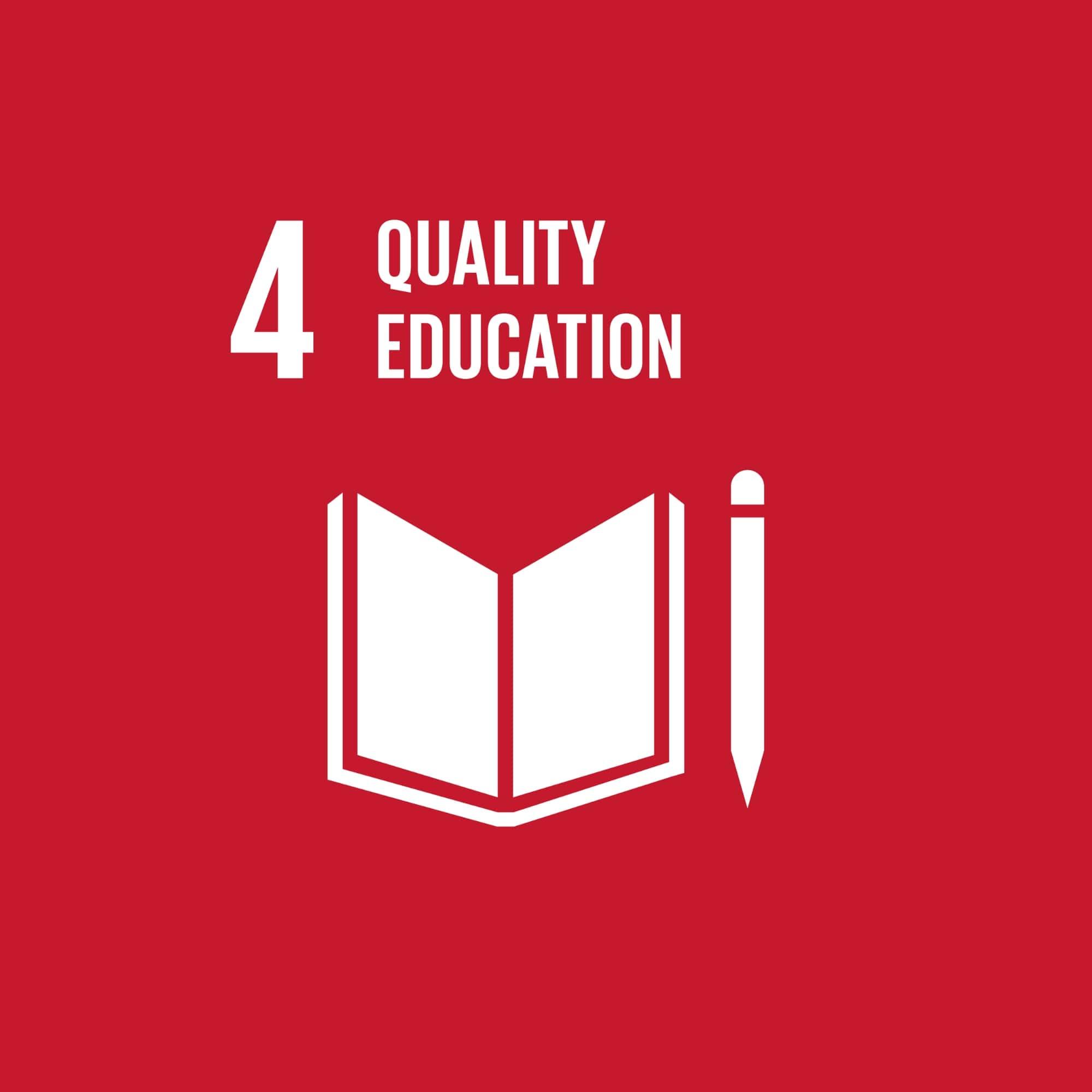 GLOBAL SUSTAINABILITY : QUALITY EDUCATION