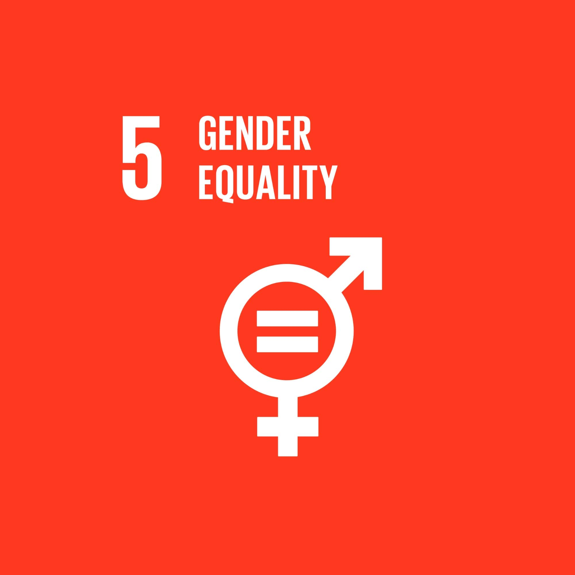 GLOBAL SUSTAINABILITY : GENDER EQUALITY
