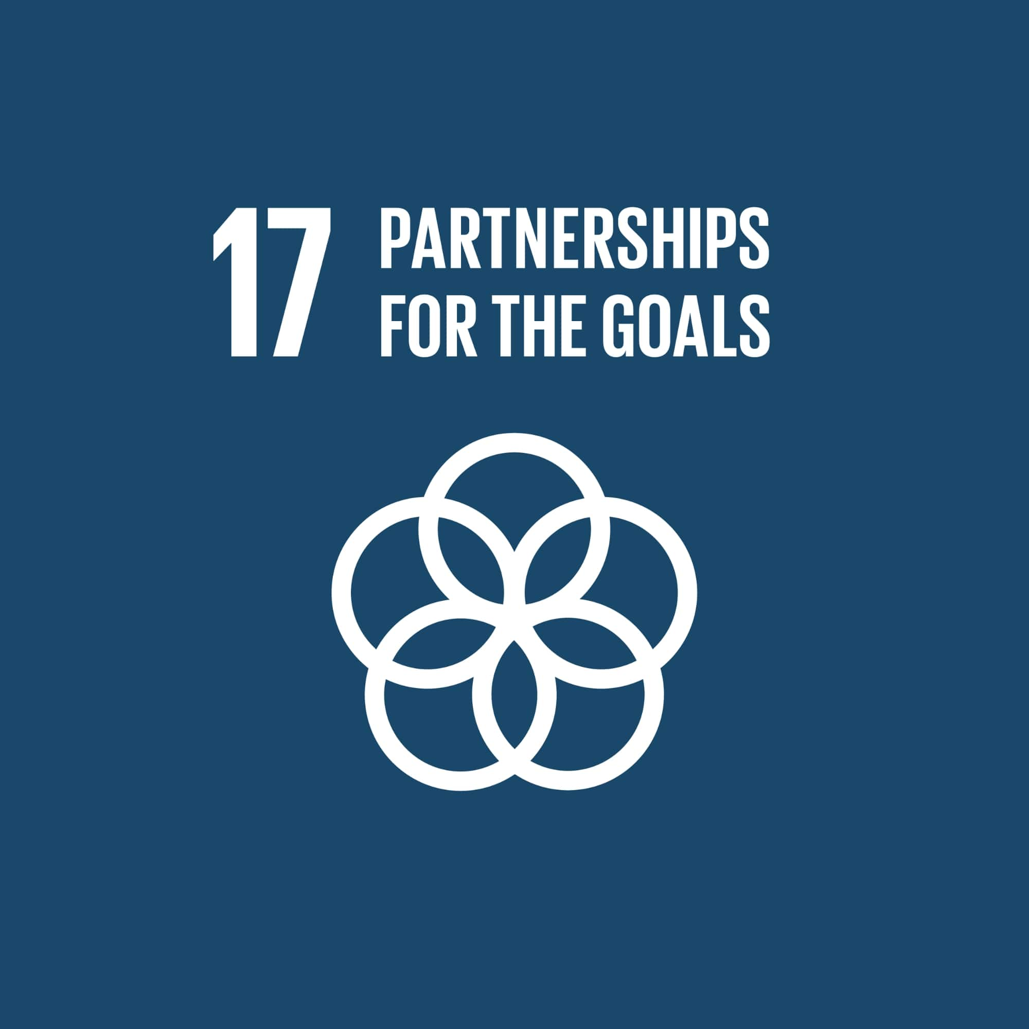 GLOBAL SUSTAINABILITY : PARTNERSHIP FOR THE GOALS